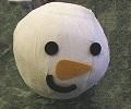 Snowman Head
